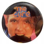 The Cure - 'Robert Record' Button Badge